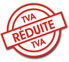 Nous appliquons la TVA à 5.5 % et à 10% pour les travaux de rénovation et d'entretien dans les maisons de plus de 2 ans